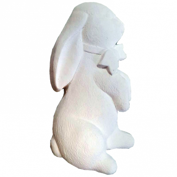 Bunny Plaster Paint Kit