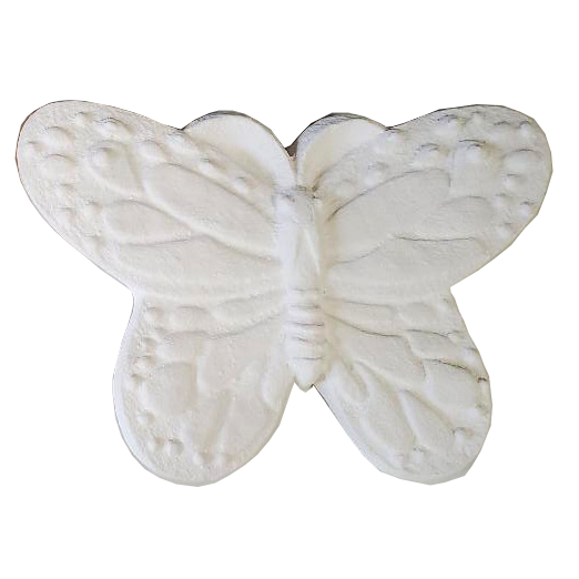 Plaster Paint Butterfly