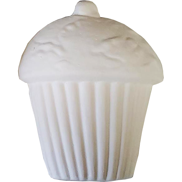 Plaster Paint Cupcake
