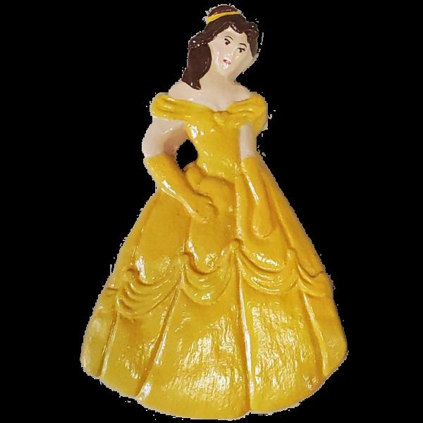 Princess Plaster Painted