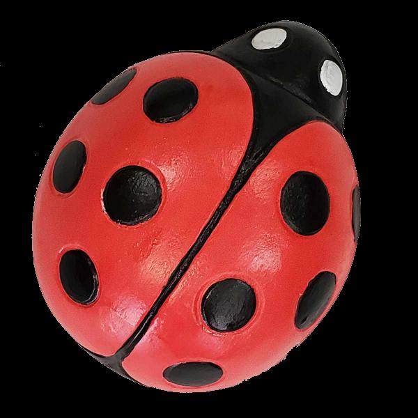 Ladybug Statue painted