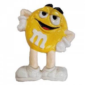 M&M Plaster Painted