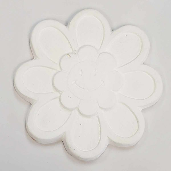 Plaster Paint Happy Flower