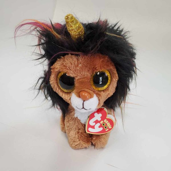 Ty Beanie Ramsey Lion