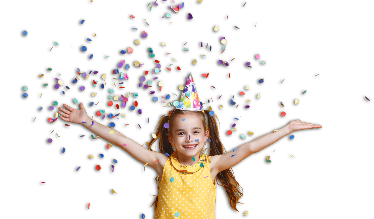 Birthday Girl Confetti
