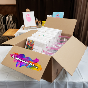 Virtual Party Supply Box