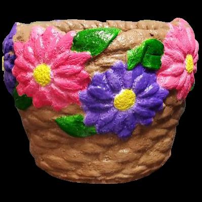 Flower Pot Plaster