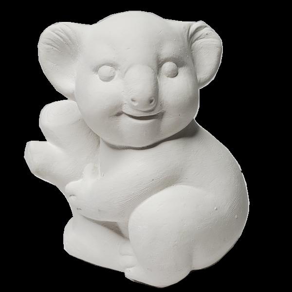 Koala Plaster Statue