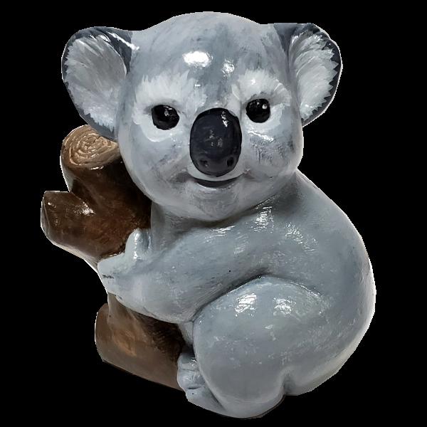 Koala Painted Statue