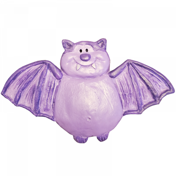Bat Halloween Plaster Paint Kit