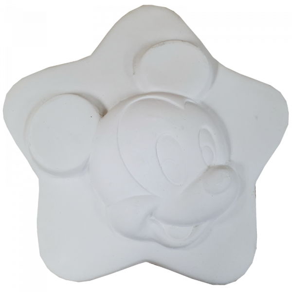 Mouse in Star Plaster Paint Kit