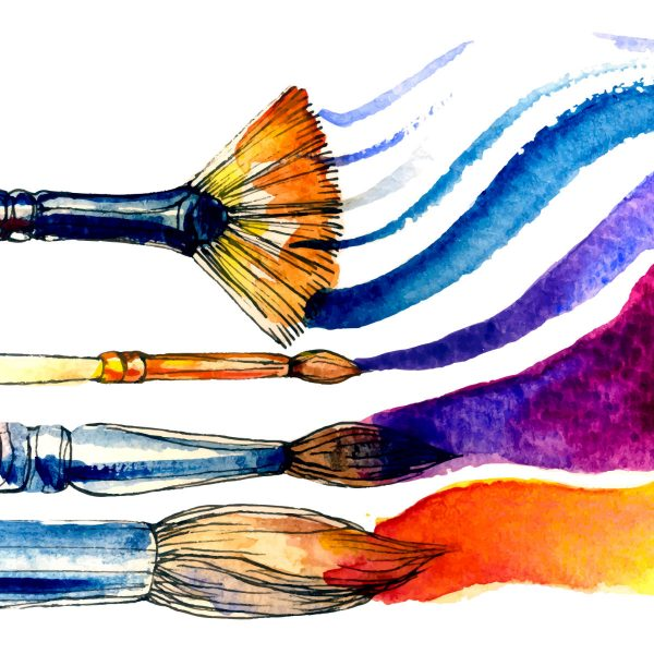 Watercolor Art Class